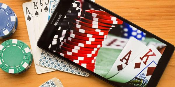 Jeux de hasard Mobile