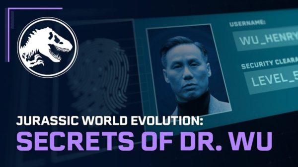 Jurassic World Evolution – Secrets du Dr. Wu est disponible !