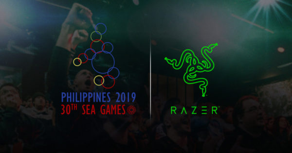SEA Games 2019 Razer