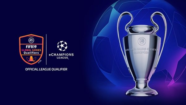 eLigue des Champions FIFA 19
