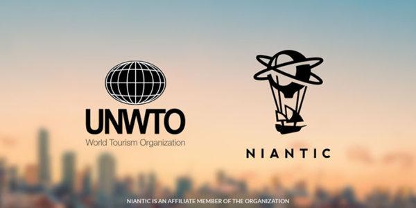 Niantic x Organisation mondiale du tourisme UNWTO