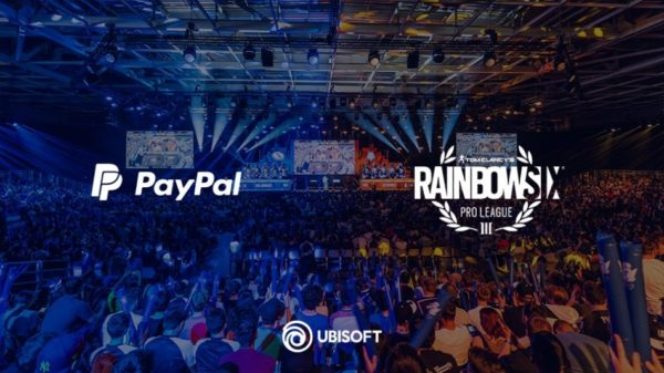 Rainbow Six Paypal x Ubisoft - Pro League