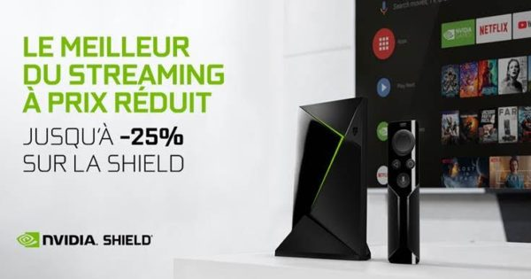 NVIDIA Shield TV Promo Black Friday 2018