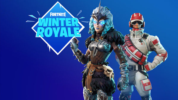 Fortnite eSport Winter Royale