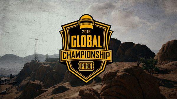 Global Championship PUBG