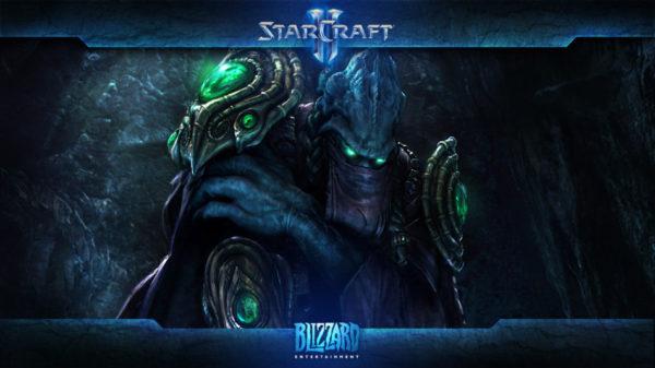 Zeratul StarCraftII