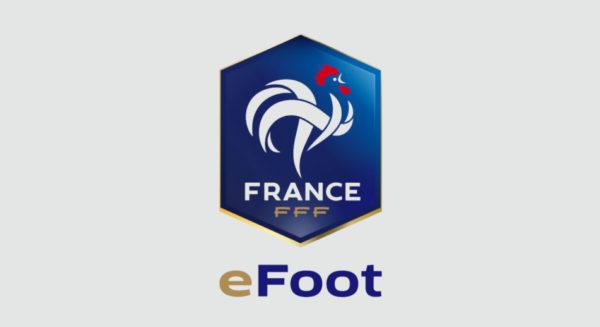 Equipe de France eFoot LOGO 2018 2019 Equipe de France d'eFoot