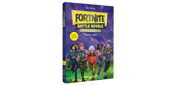 FORTNITE MANA BOOKS