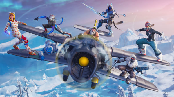 Fortnite Saison 7