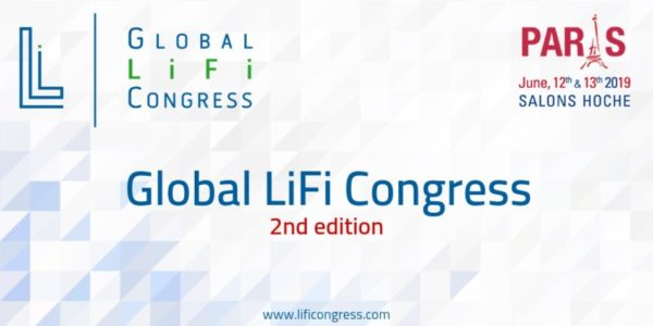 Le Global LiFi Congress revient en 2019 !