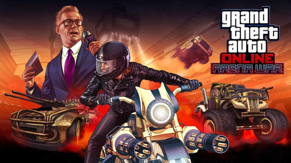 GTA Online - Arena War