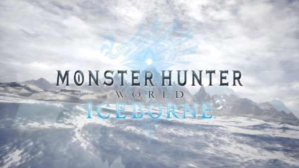 MONSTER HUNTER WORLD ICEBORNE - Monster Hunter World: Iceborne