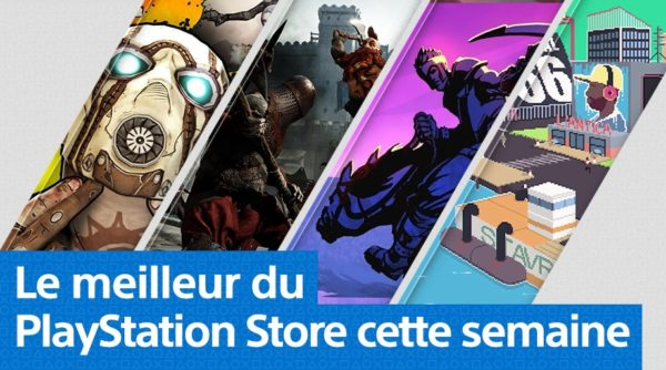 Borderlands 2 VR est disponible sur le PlayStation Store !