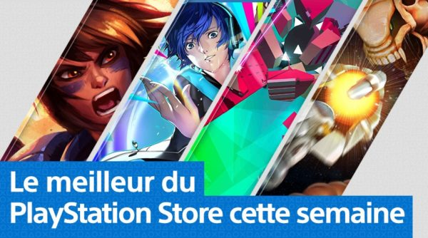 PlayStation Store PS Store - Mise à jour du 17 décembre 2018