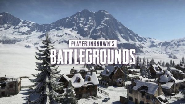 PUBG Mobile – La carte Vikendi est disponible !