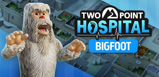 Two Point Hospital – Le DLC Bigfoot est disponible !