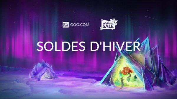 WinterSale GOG Soldes d'hiver