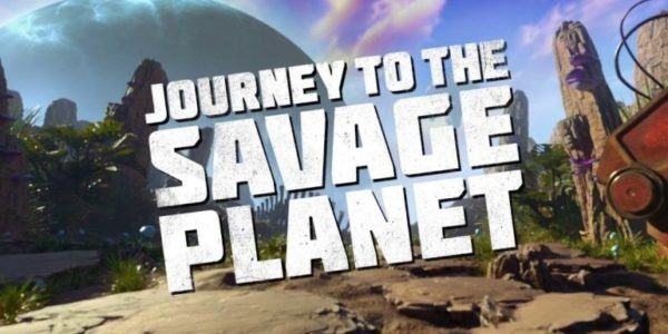 Typhoon Studios révèle Journey to the savage planet !