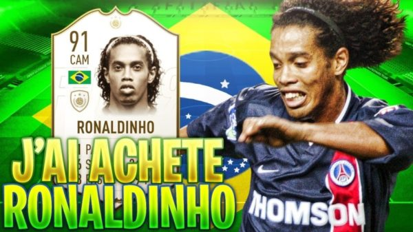 Ronaldinho FIFA 19 - FIFA Ultimate Team - FUT