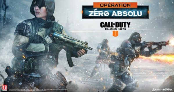 Call of Duty: Black Ops 4 : L' Opération Zéro Absolu