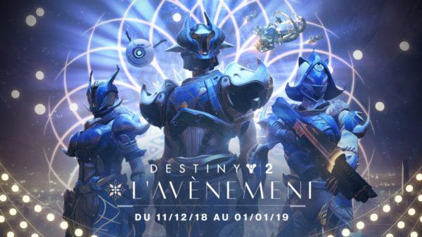 Destiny 2 : Renégats - L'Avénement