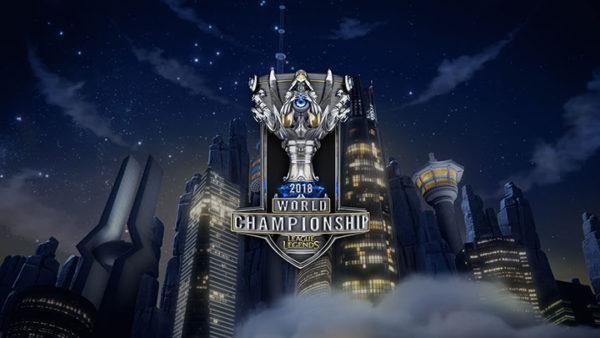 League of Legends : la finale du Mondial 2018 bat des records