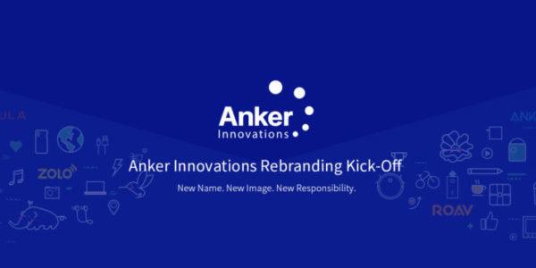 Anker primé au CES 2019 !