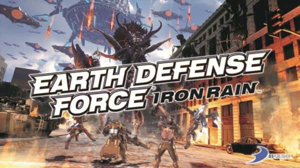 Earth Defense Force: Iron Rain est disponible sur PC