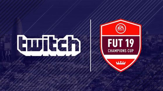 Ce weekend, suivez la FUT Champions Cup sur Twitch !