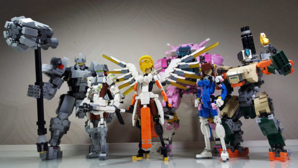 LEGO OVERWATCH COLLECTION