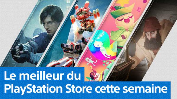 PS Store Playstation Store - Mise à jour 21 janvier 2019
