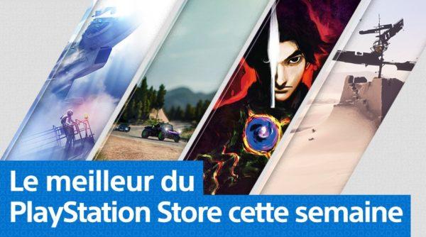 PS Store PlayStation Store - Mise à jour du 14 janvier 2019