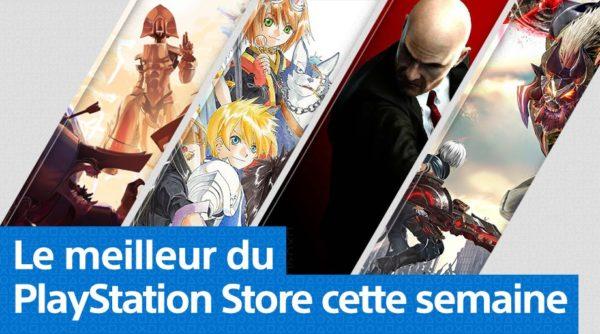 De nouveaux titres débarquent sur le PlayStation Store !