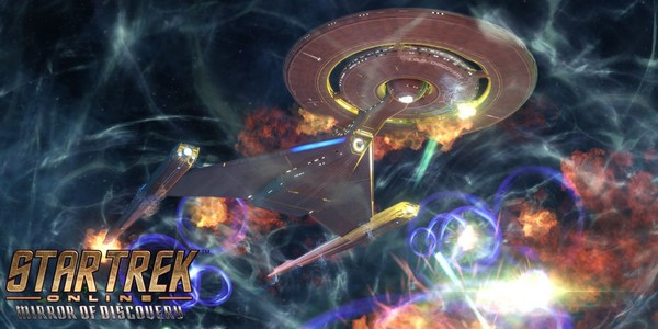 Star Trek Online : Mirror of Discovery arrive le 23 janvier !