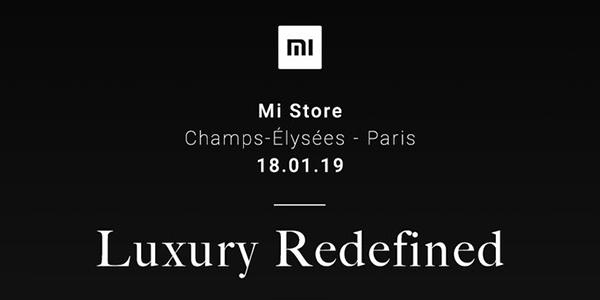 Xiaomi Mi Store Champs-Elysées - #XiaomiChampsÉlysées