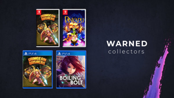 Warned Collectors