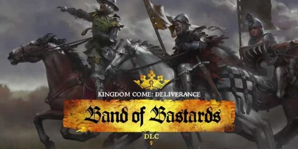 "Kingdom Come: Deliverance – Le DLC ""Band of Bastards"" est disponible !"