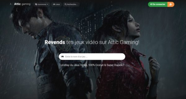 Attic Gaming