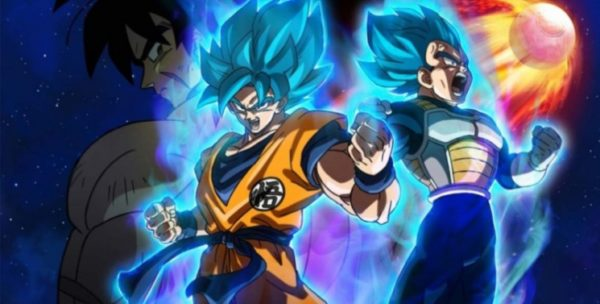 Dragon Ball Super Broly Dragon Ball Super - Broly