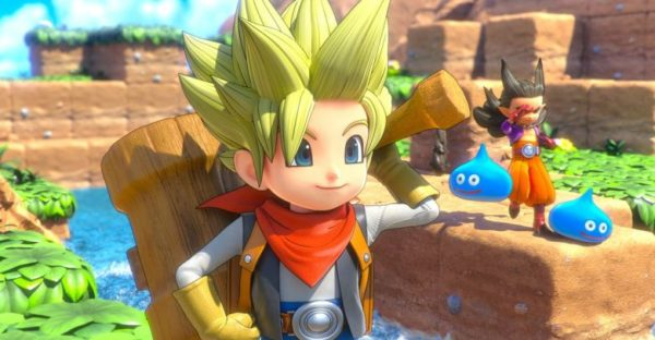 Dragon Quest Builders 2 arrive sur PC en décembre