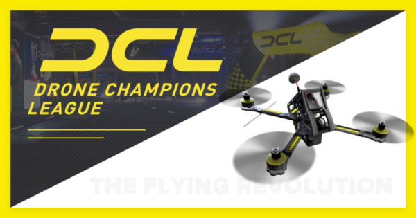 Drone Champions League Cannes 2019