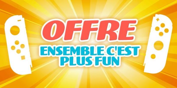 Ensemble c'est plus fun Nintendo eShop Nintendo Switch