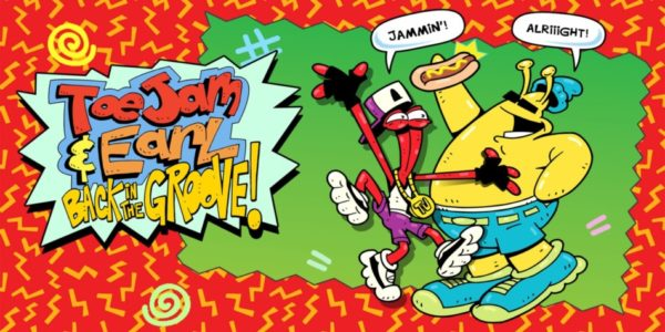 ToeJam & Earl: Back in the Groove!