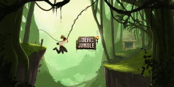 Le Défi De La Jungle FDJ