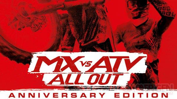 MX vs ATV All Out Anniversary Edition sera disponible le 12 mars !