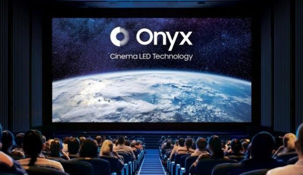 Onyx Cinema LED Samsung Gaumont Pathé