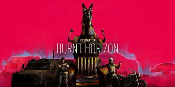 Opération Burnt Horizon - R6 Siege