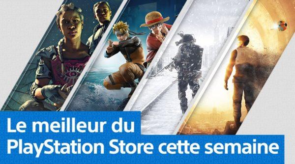 PS Store Playstation Store - Mise à jour PlayStation Store 11 février 2019 (1)