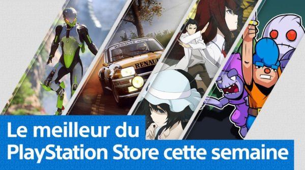PS Store PlayStation Store - Mise à jour du 19 février 2019