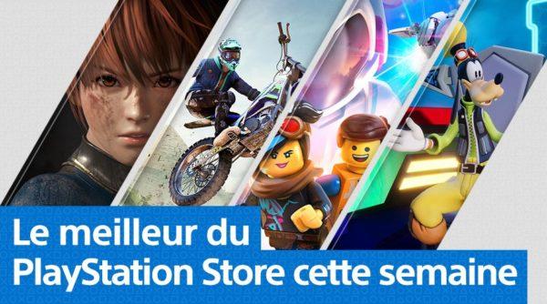 PlayStation Store PS Store - Mise à jour du 25 février 2019